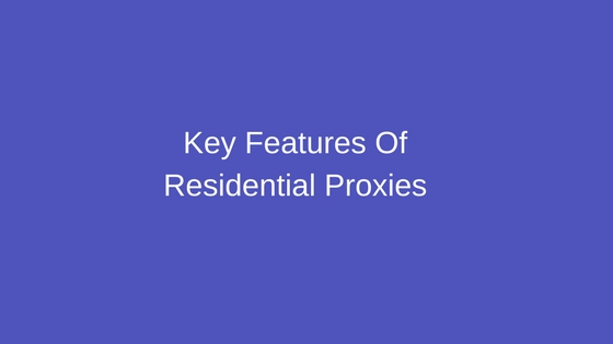 Residential Ip Proxies