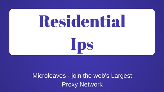 Residential Ips
