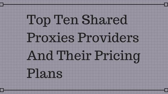 top proxy