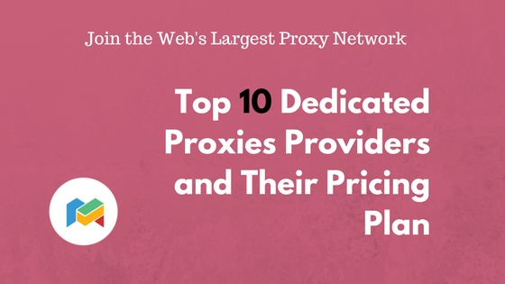 Proxies Providers