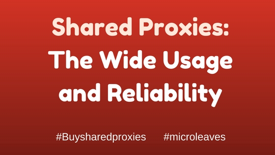 Shared Proxies microleaves