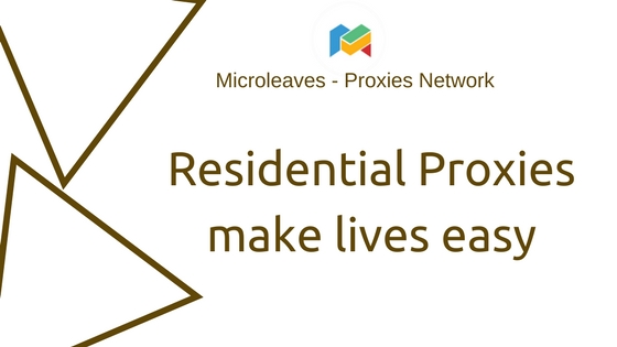 residential rotating proxy